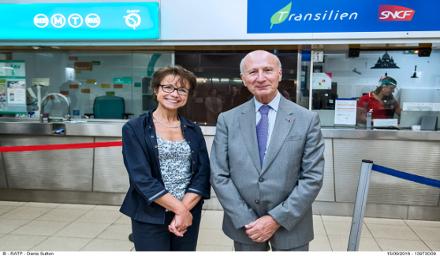 Convention entre les Médiateurs de la SNCF et de la RATP