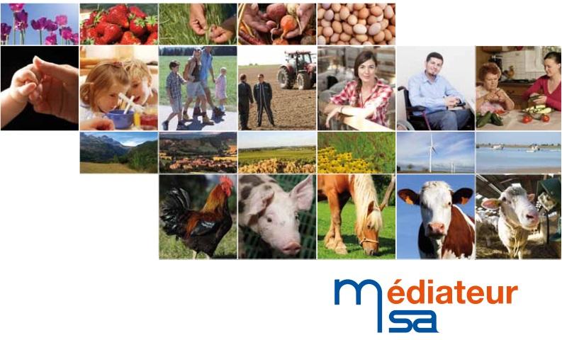 Exemple de Médiation : La MSA